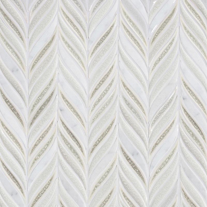 Feather Mosaic Encore Ceramics