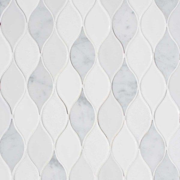 North-mosaic