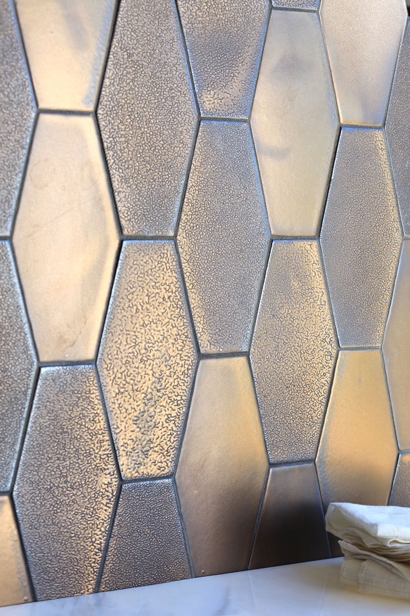 Hexagon Long 4 215 8 Field Tile Encore Ceramics