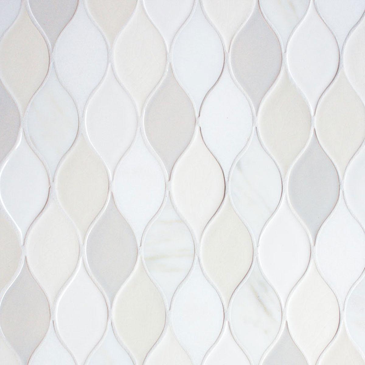 Wave Mosaic Encore Ceramics