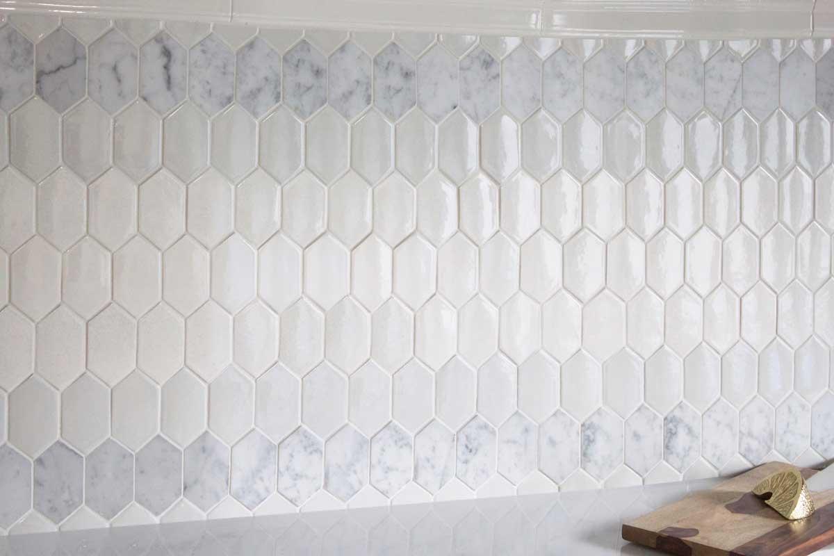 Picket Small Mosaic Encore Ceramics